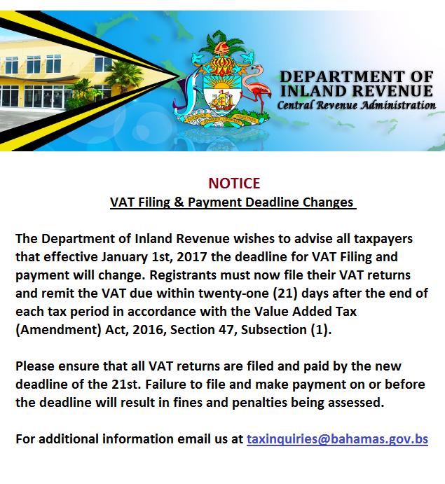 VAT-Filing